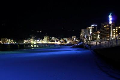 アタミサンビーチ
