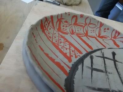毎日新聞朝刊「遊ナビ」にて開業10周年タイアップ企画『陶芸体験プラン』が紹介されました。