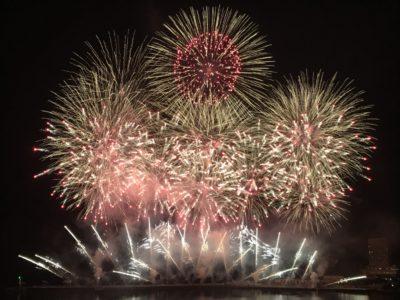 秋季以降 熱海海上花火大会追加日程のご案内